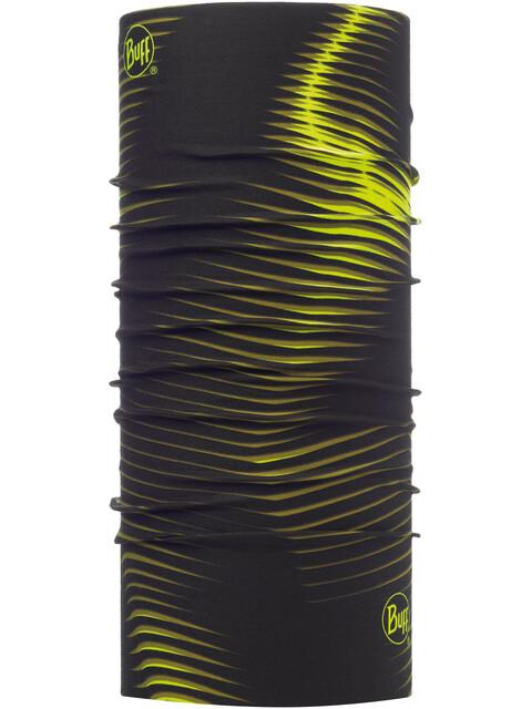 Buff High UV Halsbedekking geel/grijs